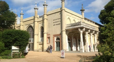 Photo of Museum Brighton Museum & Art Gallery at 4-5 Pavilion Buildings, Brighton BN1 1EE, United Kingdom