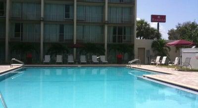 Photo of Pool Ramada Inn Pool at 1950 W 49th St, Hialeah, FL 33012, United States