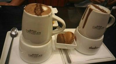 Photo of Coffee Shop Theobroma Chocolate Lounge at Westfield Riccarton, Christchurch, New Zealand
