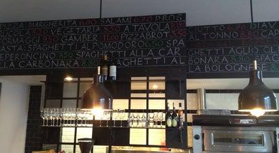 Photo of Italian Restaurant A Tavola! at Diesterwegstr. 4, Frankfurt 60594, Germany