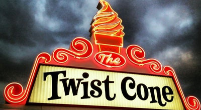 Photo of Ice Cream Shop Twist Cone at 503 N 3rd St, Aberdeen, SD 57401, United States