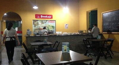 Photo of Coffee Shop Bookafé at Rua Dr. Joaquim Fernandes, Quixeramobim 63800-000, Brazil