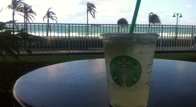 Photo of Coffee Shop Starbucks at 321 N Route A1a, Ft Lauderdale, FL 33304, United States