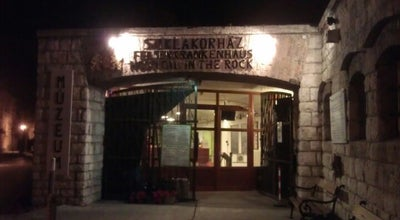Photo of History Museum Sziklakórház / Hospital in the Rock at Lovas Út 4/c., Budapest 1012, Hungary