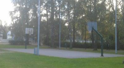 Photo of Playground Räägu Mänguväljak at Estonia