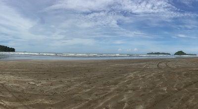 Photo of Beach Pantai Air Manis at Padang Selatan, Padang, Indonesia