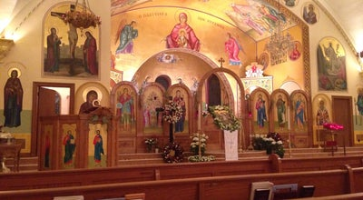 Photo of Church Taxiarchae Archangels Greek Orthodox Church at 25 Bigelow Ave, Watertown, MA 02472, United States