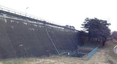 Photo of Lake 真壁ダム at 北橘町真壁, 渋川市, Japan