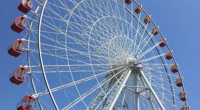 Photo of Theme Park モンキーパーク 観覧車 at Japan