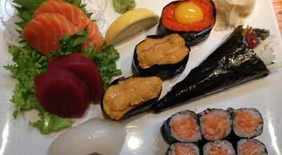 Photo of Sushi Restaurant Mikaku at 85 Kenmare St, New York, NY 10012, United States