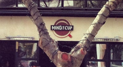 Photo of Cafe Mind The Cup at Αιμιλίου Βεάκη 29, Περιστέρι 121 34, Greece