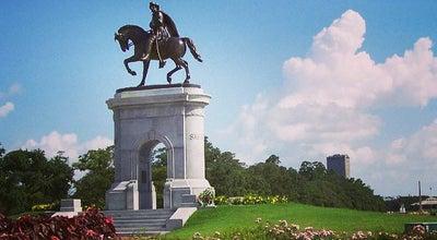 Photo of Park Hermann Park at 6201a Hermann Park Dr, Houston, TX 77030, United States