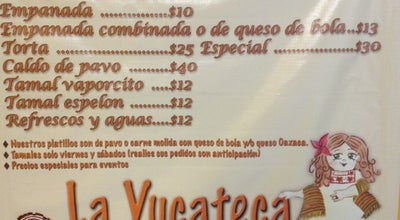 Photo of Mexican Restaurant La Yucateca at Mexico