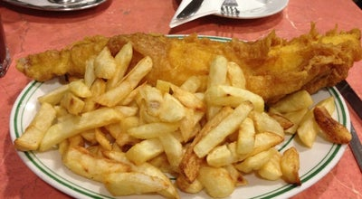 Photo of Fish and Chips Shop Masters Super Fish at 191 Waterloo Rd, Lambeth SE1 8UX, United Kingdom