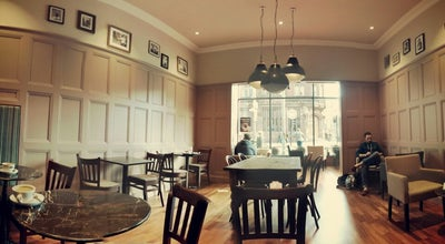 Photo of Coffee Shop Caffè Nero at 2-4 Chichester St, Belfast BT1 4LA, United Kingdom