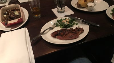 Photo of Steakhouse Lou Nanne's Steak House at 7651 France Ave S, Edina, MN 55435, United States