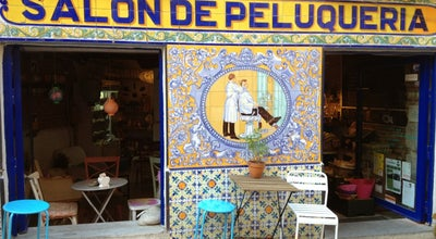 Photo of Vegetarian / Vegan Restaurant Café El Mar - Tiendita enbioverde at C. De Los Embajadores, Madrid 28012, Spain