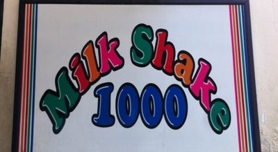 Photo of Ice Cream Shop Milk Shake 1000 at Av. Carlos Botelho, 144, Nova Odessa, Brazil