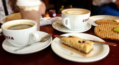 Photo of Coffee Shop Costa Coffee at 1 E Port, Dunfermline KY12 7JG, United Kingdom