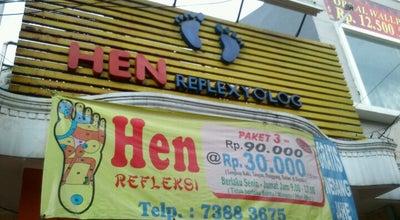 Photo of Spa Hen Foot Reflexology & Aromatherapy at Jl. Bintaro Utama V Blok Eb 1 No 77, Tangerang Selatan, Indonesia