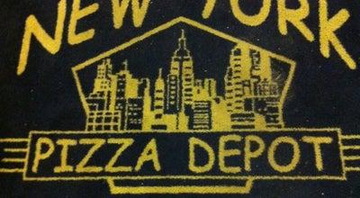 Photo of Italian Restaurant New York Pizza Depot (NYPD) at 8209 Navarre Pkwy,, Navarre, FL 32566, United States