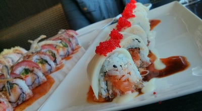 Photo of Sushi Restaurant Cafe Icon-Sushi & Grill at 311 S Blackwelder Ave, Edmond, OK 73034, United States
