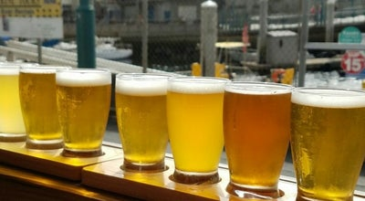 Photo of Brewery King Harbor Brewing Company Waterfront Tasting Room at 132 International Boardwalk, Redondo Beach, CA 90277, United States