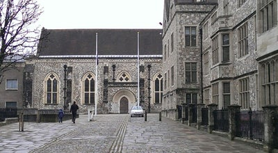 Photo of History Museum Great Hall & Round Table at At Winchester Castle, Winchester SO23 8PJ, United Kingdom