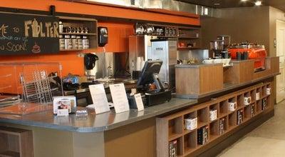 Photo of Coffee Shop Filter Coffeehouse & Espresso Bar at 1916 I St Nw, Washington, DC 20006, United States