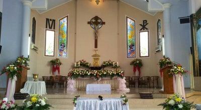 Photo of Church Gereja Katolik Maria Ratu Damai at Jl. J.a.suprapto, Banyuwangi, Indonesia