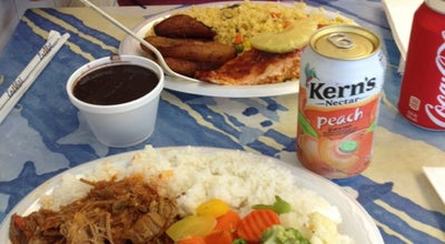 Photo of Cuban Restaurant Las Olas Cafe at 644 6th St, Miami Beach, FL 33139, United States