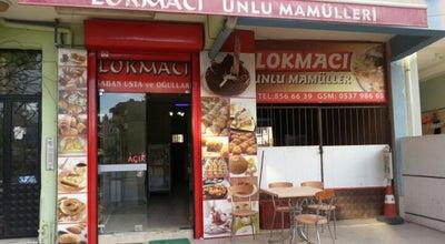 Photo of Bakery Lokmacı Unlu Mamülleri at 5161 Sokak, Izmir 35860, Turkey
