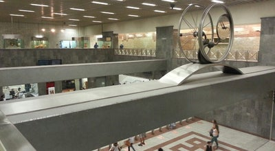 Photo of Subway Σταθμός Μετρό Σύνταγμα (Syntagma Metro Station) at Πλατεία Συντάγματος, Αθήνα 105 63, Greece