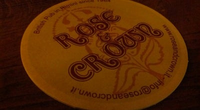Photo of Gastropub Rose & Crown at Viale Regina Elena, 2, Rimini 47921, Italy