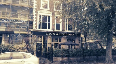 Photo of Bar Lion and Unicorn pub at 42-44 Gaisford Street, London NW5 2ED, United Kingdom