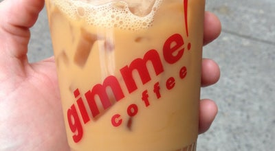 Photo of Cafe Gimme! Coffee at 228 Mott St, New York City, NY 10012, United States