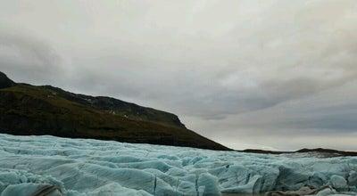 Photo of Mountain Skaftafelljökull at Iceland