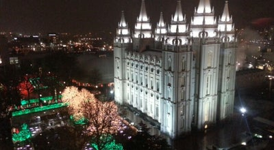 Photo of Historic Site Temple Square at 50 W North Temple, Salt Lake City, UT 84150, United States