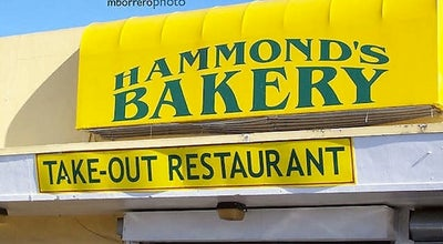 Photo of Bakery Hammond's Bakery at 17847 Nw, Miami Gardens, FL 33056, United States