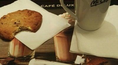 Photo of Coffee Shop McCafé at Avenue De La Gare 26, Nyon 1260, Switzerland