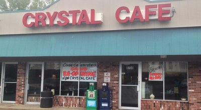 Photo of Coffee Shop Crystal Cafe and Grill at 2732 Douglas Dr N, Minneapolis, MN 55422, United States