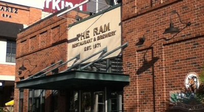Photo of Burger Joint RAM Restaurant & Brewery at 2650 Ne University Village, Seattle, WA 98105, United States