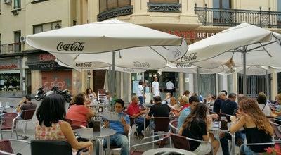 Photo of Ice Cream Shop La Flor De Levante at Plaza De Las Tendillas, Córdoba, Spain