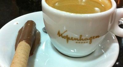 Photo of Cafe Kopenhagen at Miramar Shopping, Santos, Brazil
