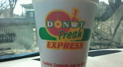 Photo of Donut Shop Donut Fresh Express at 191 Elm St, Milford, NH 03055, United States