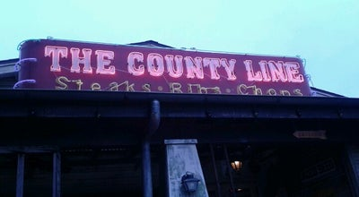 Photo of BBQ Joint The County Line at 10101 W Interstate 10, San Antonio, TX 78230, United States