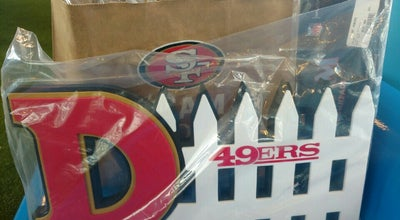 Photo of Sporting Goods Shop 49ers Team Store at 4900 Marie P Debartolo Way, Santa Clara, Ca 95054, United States