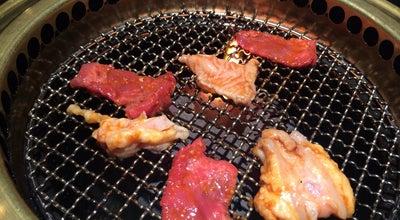 Photo of BBQ Joint 焼肉山水 本店 at 本町3-5-14, 国分寺市 185-0012, Japan