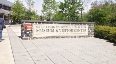 Photo of History Museum Gettysburg National Military Park Museum and Visitor Center at 1195 Baltimore Pike, Gettysburg, PA 17325, United States