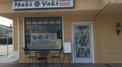Photo of Sushi Restaurant Maki Yaki at 13882 Newport Ave, Tustin, CA 92780, United States